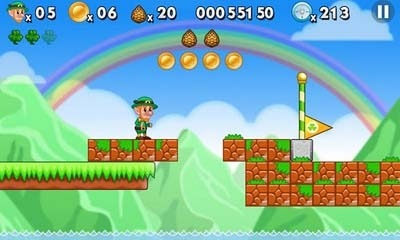Lep's World Android Game Image 1