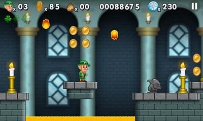 Lep's World Android Game Image 2