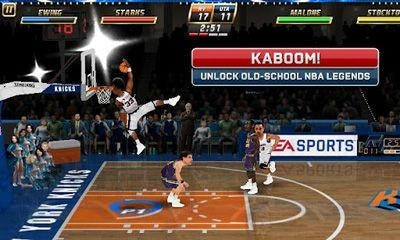 NBA JAM Android Game Image 1