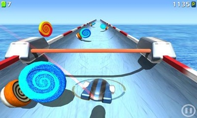 Pipe Glider Android Game Image 1