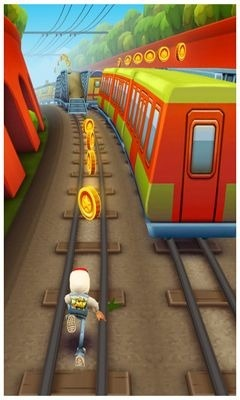 Subway Surfers Android Game Image 1