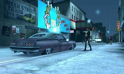 Grand Theft Auto III Android Game Image 1