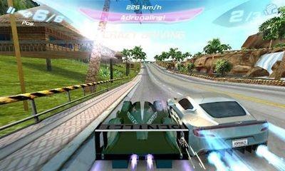 Asphalt 6 Adrenaline HD Android Game Image 1