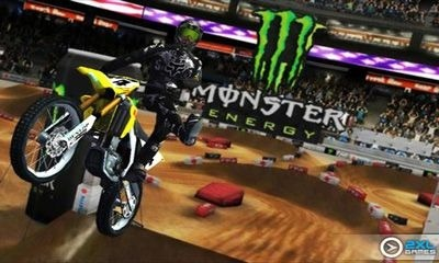 Ricky Carmichael's Motocross Android Game Image 2