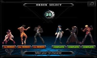 The King of Fighters Android Game Image 1