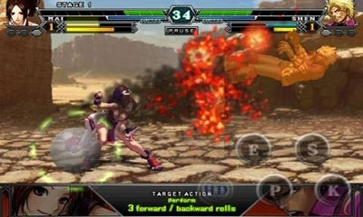 The King of Fighters Android Game Image 2