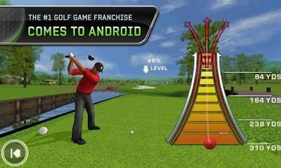 Tiger Woods PGA Tour 12 Android Game Image 2