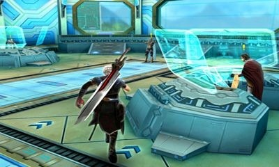 Eternal Legacy HD Android Game Image 1
