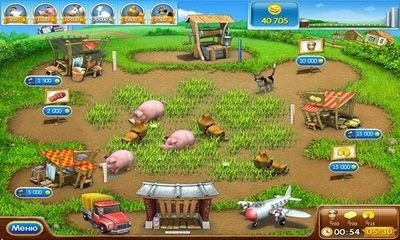 Farm Frenzy 2 Android Game Image 2