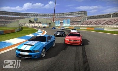 Real Racing 2 Android Game Image 2