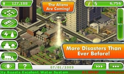 SimCity Deluxe Android Game Image 1