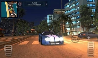 Gangstar Rio City of Saints Android Game Image 1