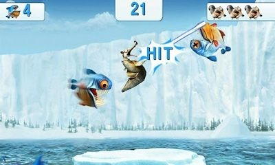 Ice Age Village Android Game Image 1