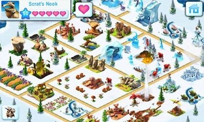 Ice Age Village Android Game Image 2
