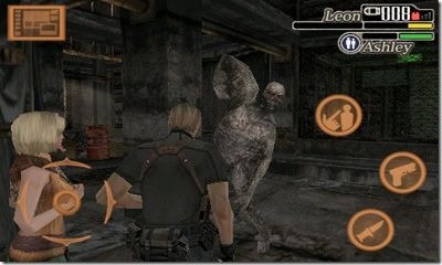 Resident Evil 4 Android Game Image 2
