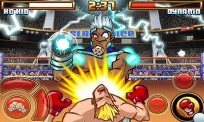SUPER KO BOXING! 2 Android Mobile Phone Game Image 1