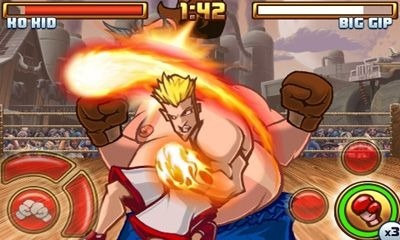 SUPER KO BOXING! 2 Android Mobile Phone Game Image 2