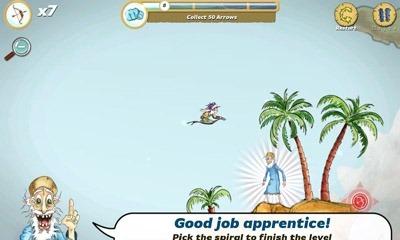 Ali Baba Meets Robin Hood Android Game Image 1