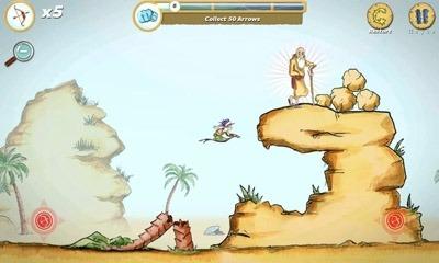 Ali Baba Meets Robin Hood Android Game Image 2