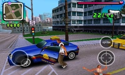 Gangstar West Coast Hustle Android Game Image 1