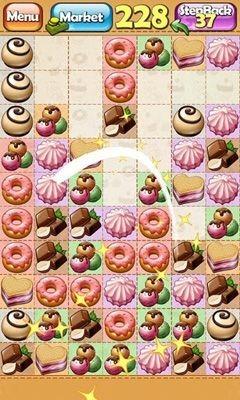 Magic Yum-Yum Android Game Image 1