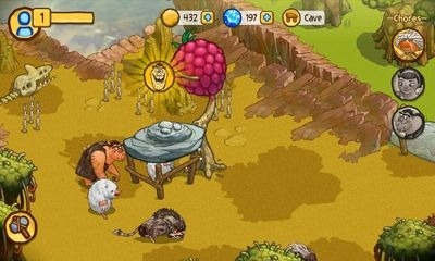 The Croods Android Game Image 1