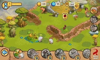 The Croods Android Game Image 2