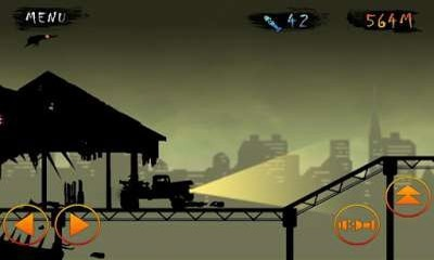 Zombie vs Truck Android Game Image 1