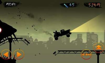 Zombie vs Truck Android Game Image 2