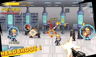 Alert Terrorist Android Game Image 1
