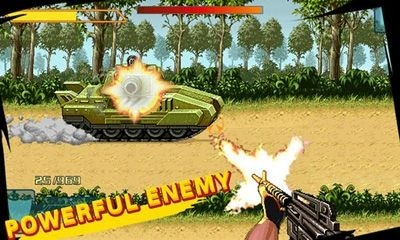 Alert Terrorist Android Game Image 2