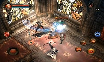 Dungeon Hunter 2 Android Game Image 2