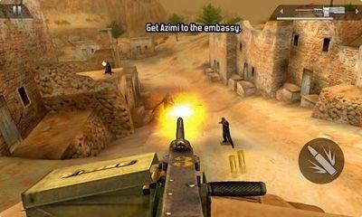 Modern Combat 2 Black Pegasus HD Android Game Image 1