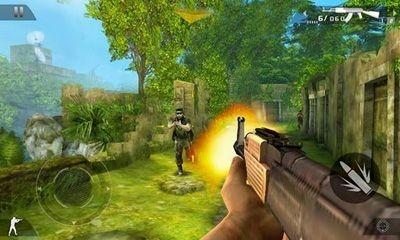 Modern Combat 2 Black Pegasus HD Android Game Image 2
