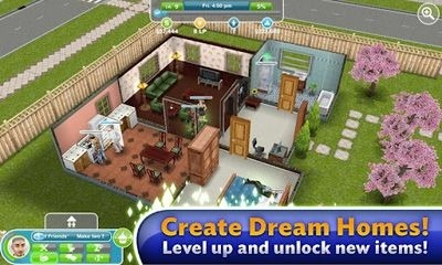 The Sims FreePlay Android Game Image 2