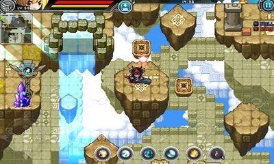 ZENONIA 3. The Midgard Story Android Game Image 2