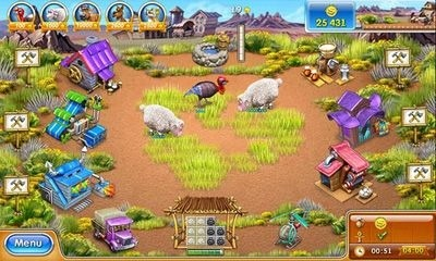Farm Frenzy 3 Android Game Image 2