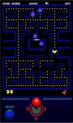 PAC-MAN by Namco Android Mobile Phone Game Image 1
