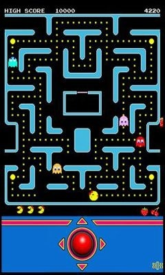 PAC-MAN by Namco Android Mobile Phone Game Image 2