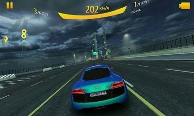 Asphalt 8: Airborne Android Game Image 1