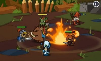 Battleheart Android Game Image 1