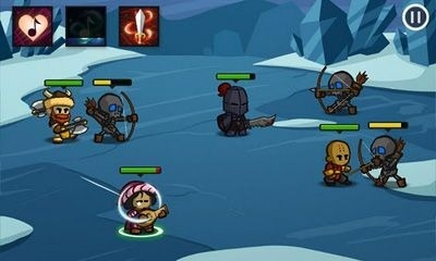 Battleheart Android Game Image 2