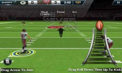 MADDEN NFL 12 Android Game Image 2