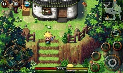 ZENONIA 4 Android Game Image 2