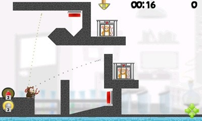 Hamster Attack! Android Game Image 2
