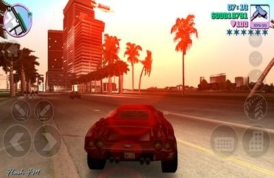 Grand Theft Auto: Vice City iOS Game Image 1