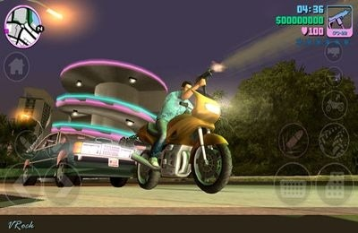 Grand Theft Auto: Vice City iOS Game Image 2
