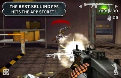 Battlefield 2 iOS Game Image 1