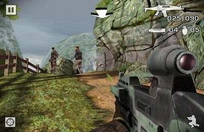 Battlefield 2 iOS Game Image 2