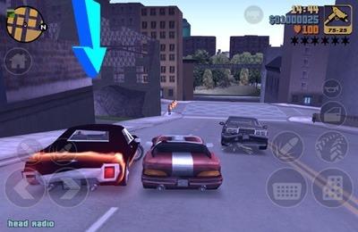 Grand Theft Auto 3 iOS Game Image 2
